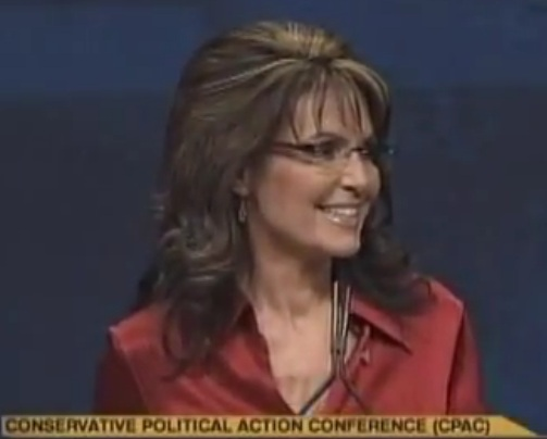 Sarah Palin CPAC 2012